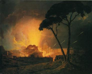 joseph-wright-of-derby-the-annual-girandola-at-the-castle-of-st-angelo-rome